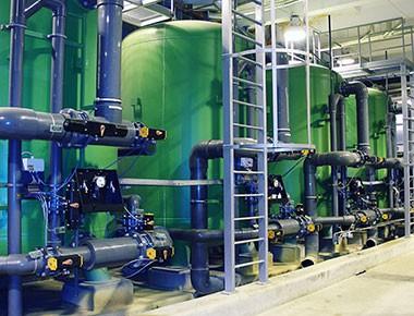Temiz Su Arıtma Tesisatı