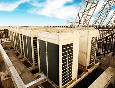 Gazlı Soğutma Sistemleri VRF
